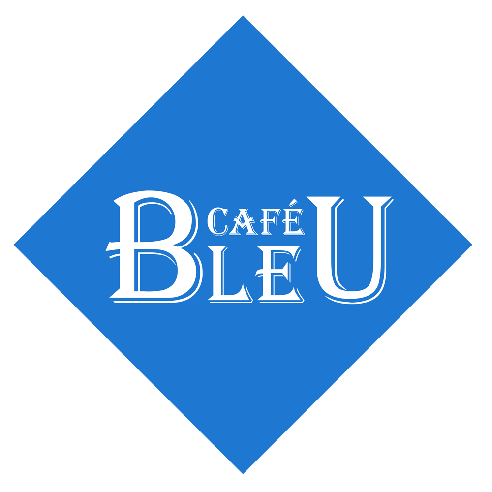 Cafe Bleu logo